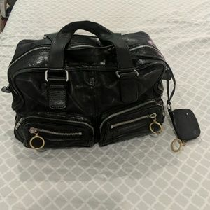 Vintage Chloe Betty Black Bag